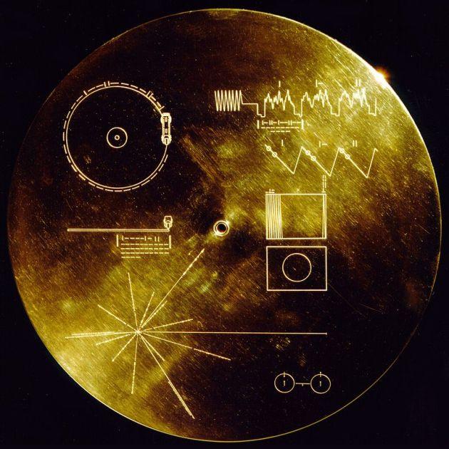 NASA Voyager Golden Record