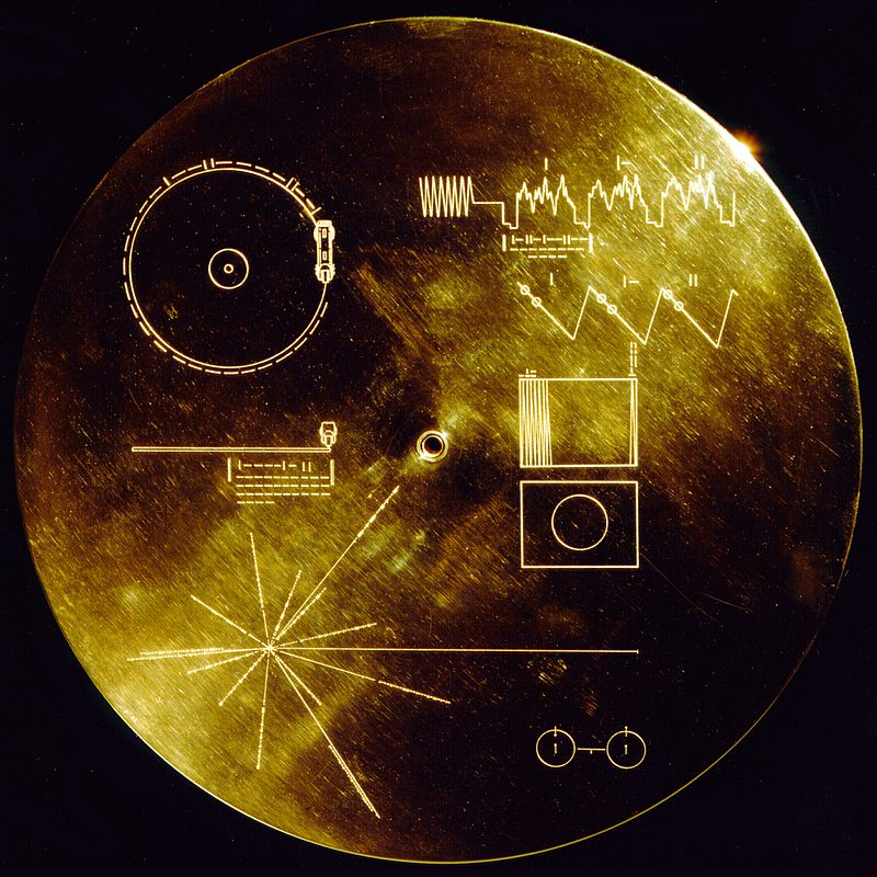 NASA Voyager Golden Record